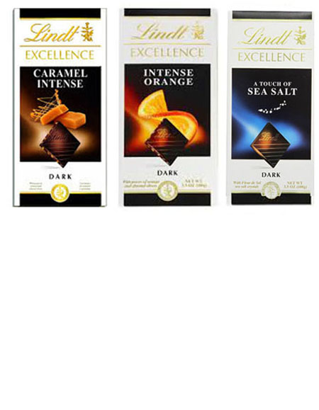 Chocolate Intense Destaque  Lindt- Suiça