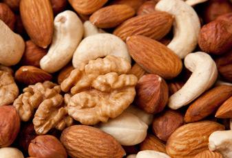 Nuts e Frutas Secas